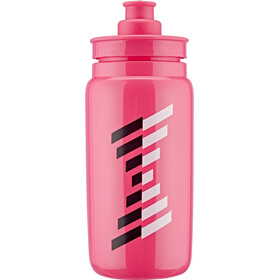 Elite Fly Giro d'Italia Drinking Bottle 550ml, iconic pink